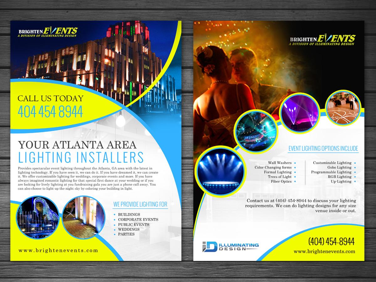 corporate event flyer design wwwimgkidcom the image