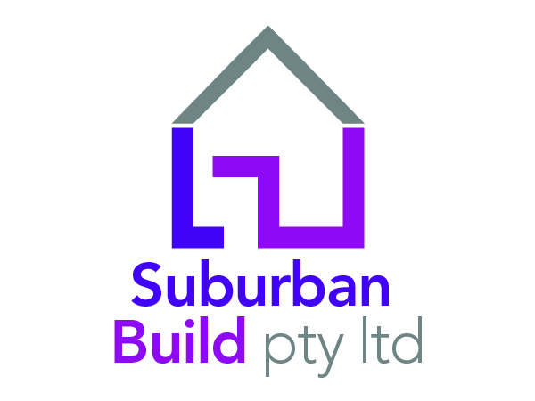 Modern professional building logo design for suburban for Professional building designer