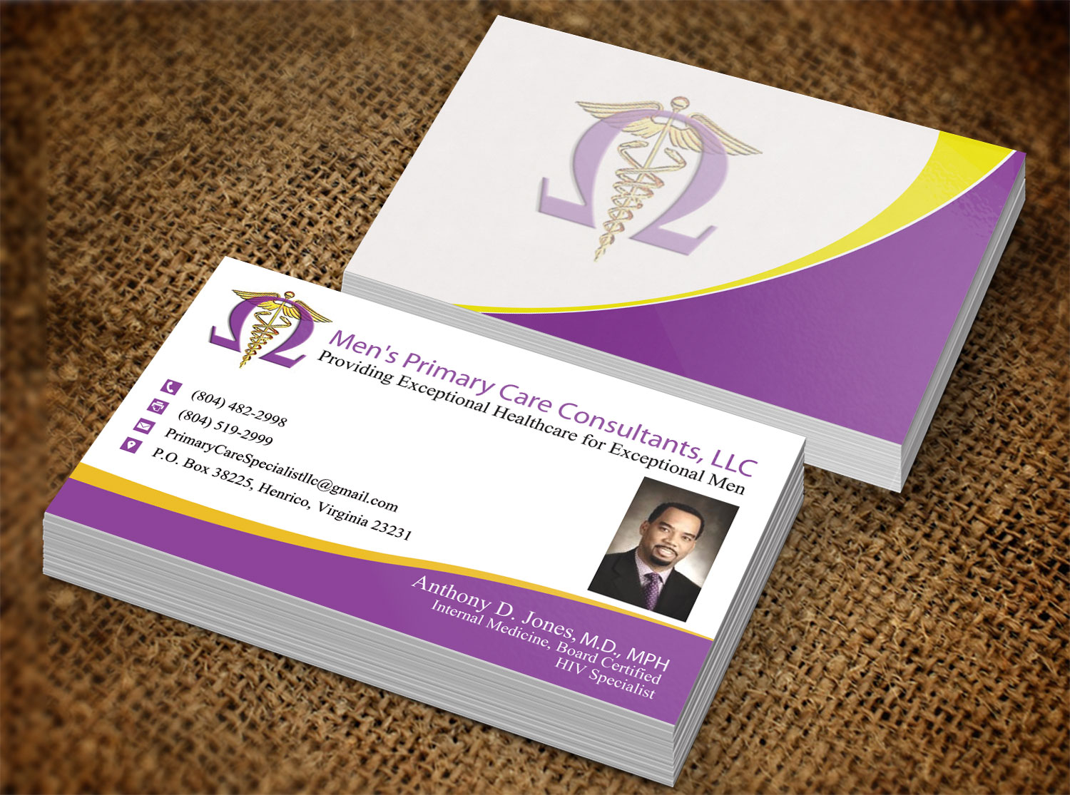 Serious modern healthcare business card design for a company by business card design by pawana designs for this project design 6996654 colourmoves