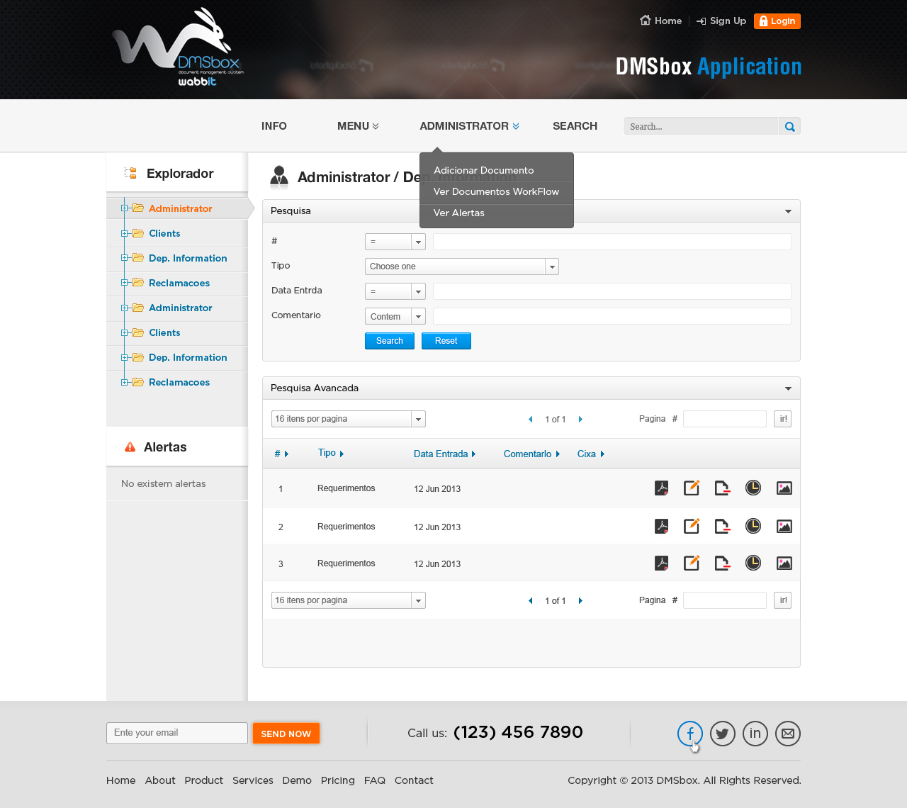 Modern Upmarket Web Design For WabbIT SA By Mayank Patel