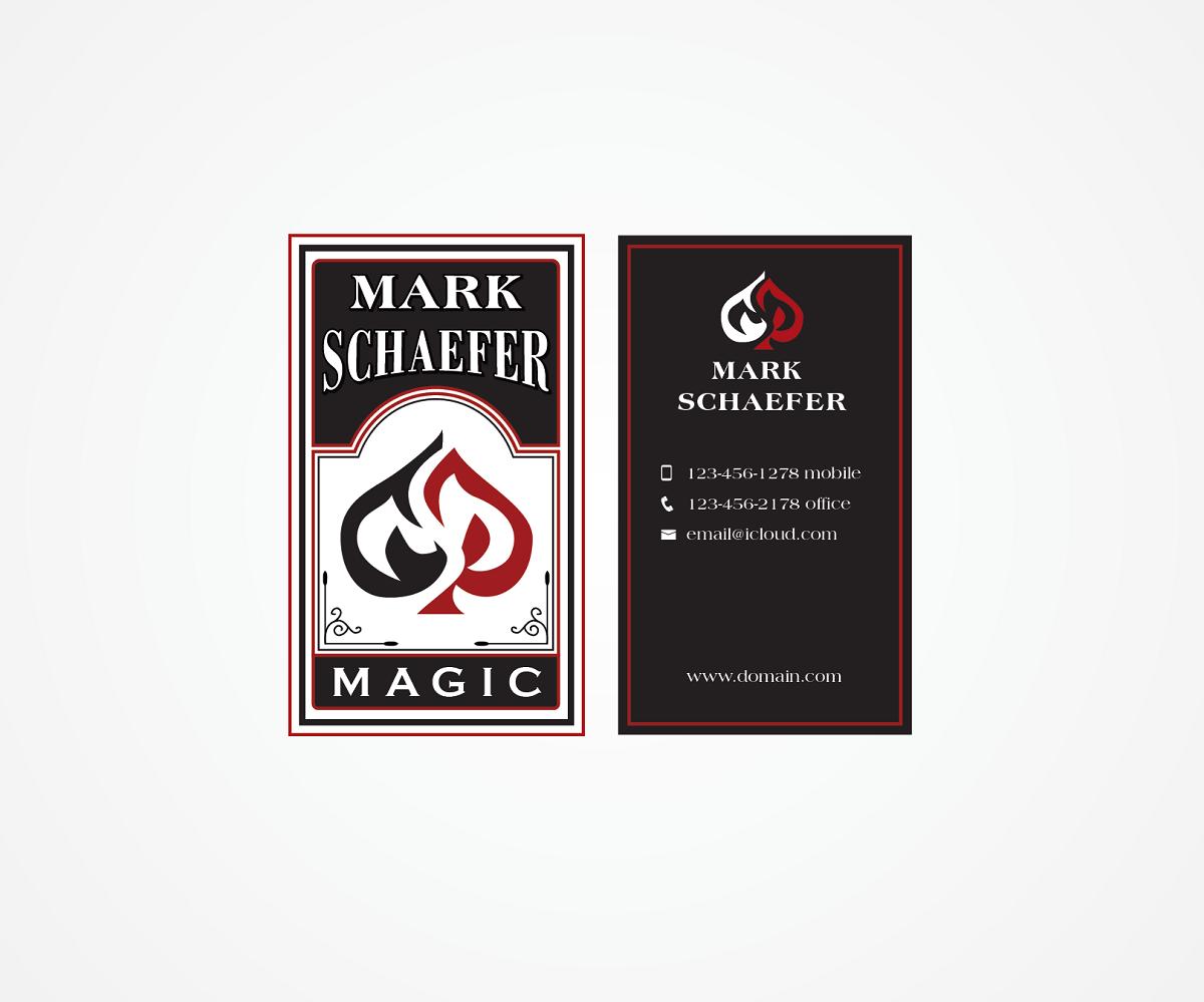 Modern, Upmarket Logo Design for Mark Schaefer by Wynny Lim   Design ...