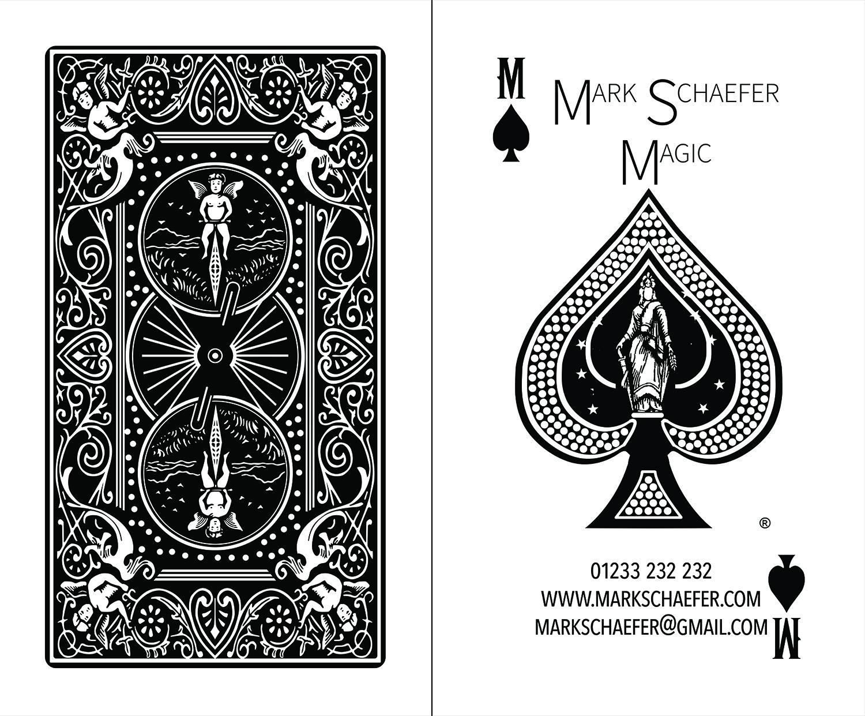 Modern, Upmarket, Magician Logo Design for Mark Schaefer Magic by ...