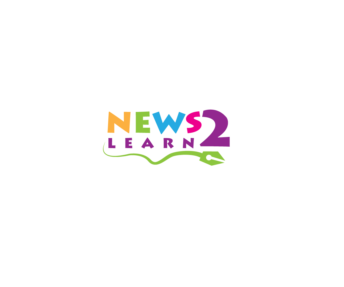 Colorful playful android logo design for news2learn by for Logo creation wizard