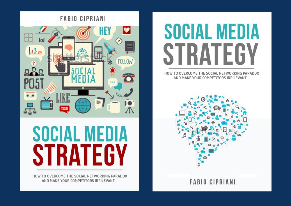 Social Media Strategy Book Cover Design 45 Book Cover Designs For A Business In Brazil