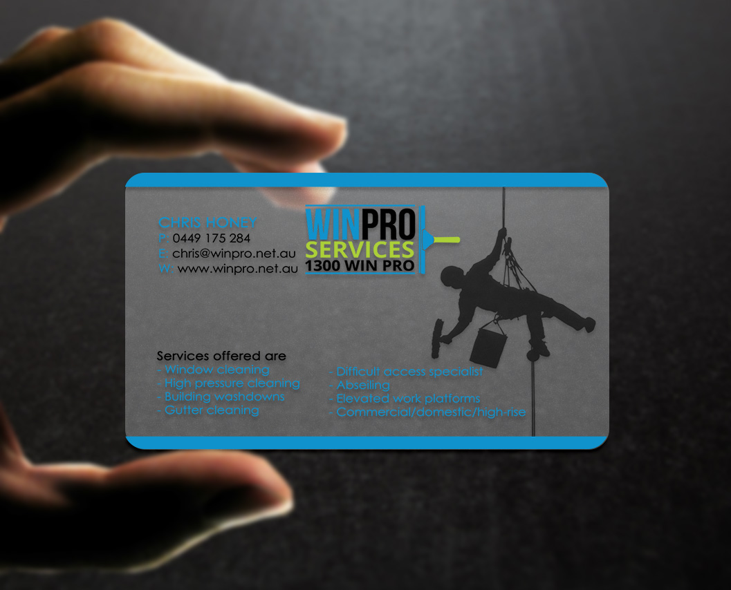 Bold, Playful Business Card Design by GTools   Design #7014411