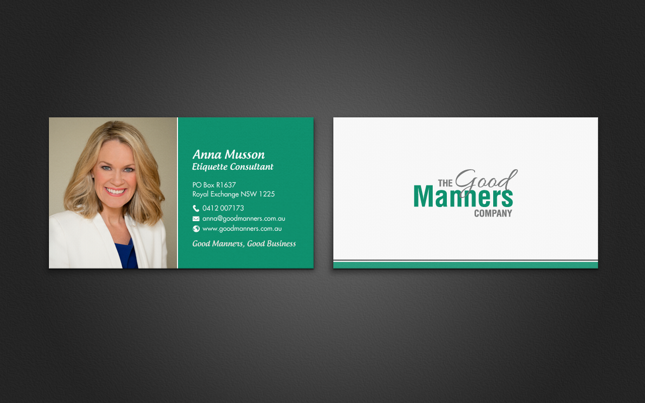 Elegant upmarket business business card design for a company by business card design by chandrayaaneative for this project design 7030181 reheart Images