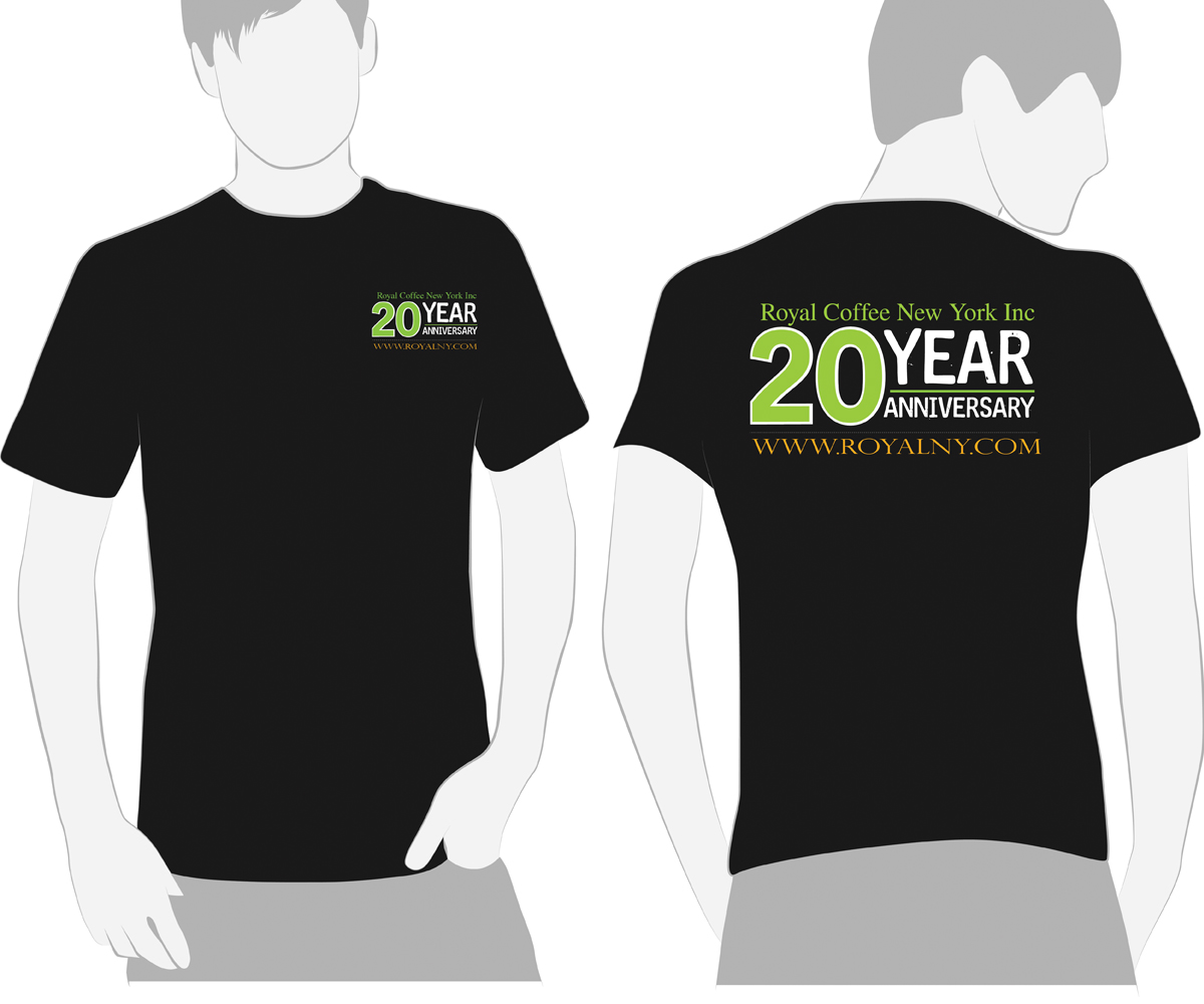 Personable, Bold T Shirt Design For Company In United States | Design  7025018