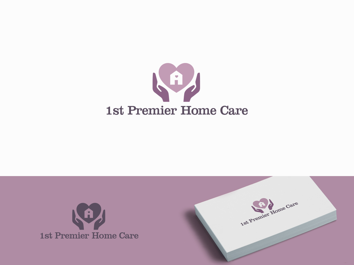 Logo Design for 1st Premier Home Care by lamourme | Design #7019241