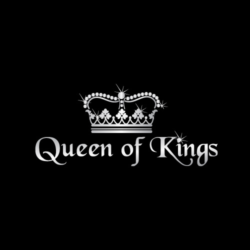 professional upmarket events logo design for queen of