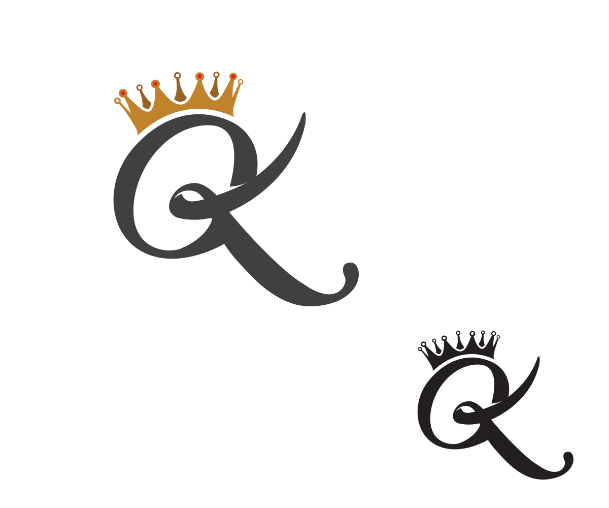 queen logo design - photo #3