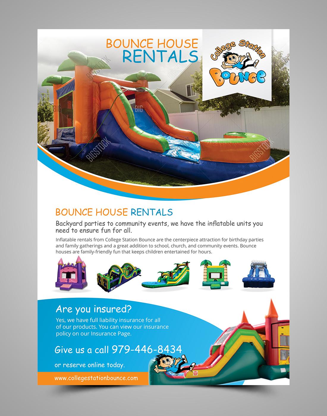 playful elegant flyer design for jonathan reed by esolz