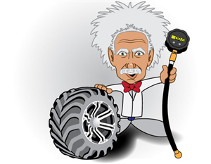 Icon Design job – Tire Professor – Winning design by Pixl8