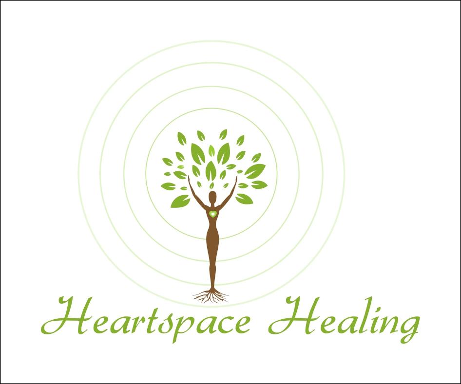 Modern, Playful, Alternative Medicine Logo Design for Heartspace