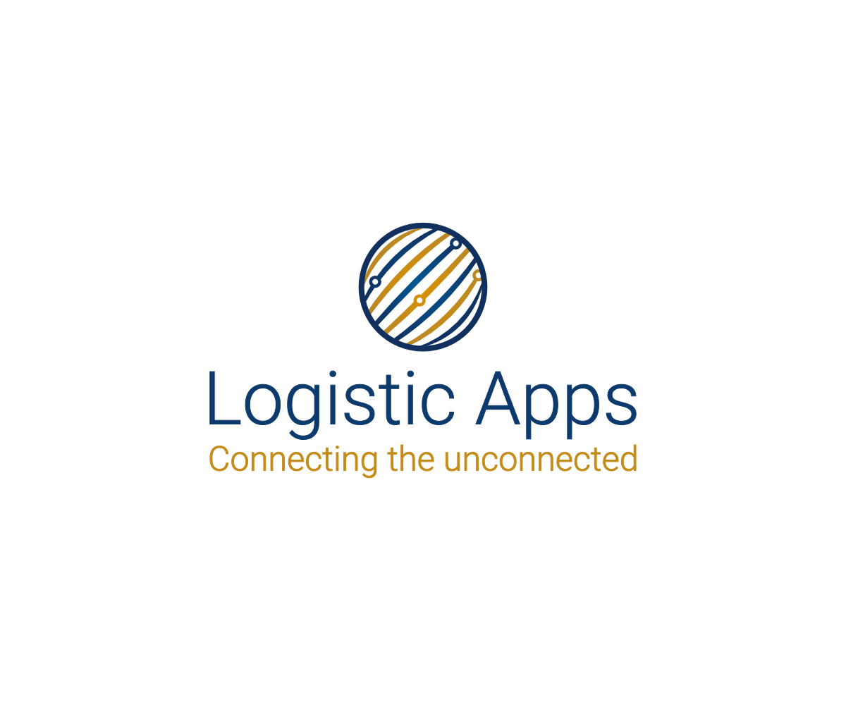 Bold, Serious, Business Logo Design for Logistics Apps by design bb