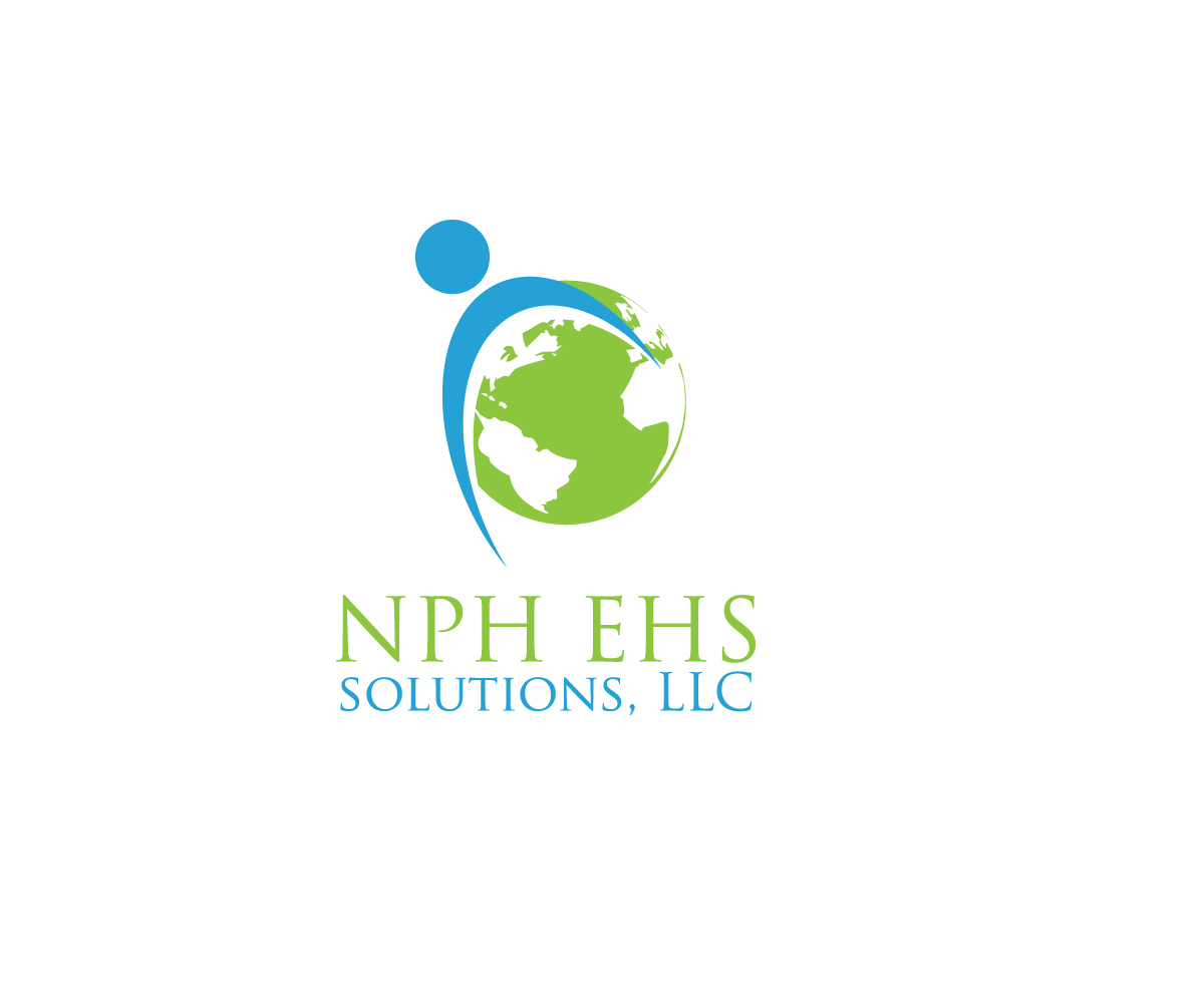 Safety logo design for nph ehs solutions llc by wizard of for Logo creation wizard