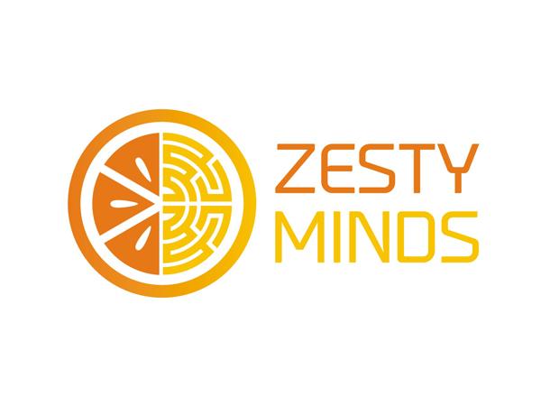 Zesty Minds Logo by Shtef Sokolovich
