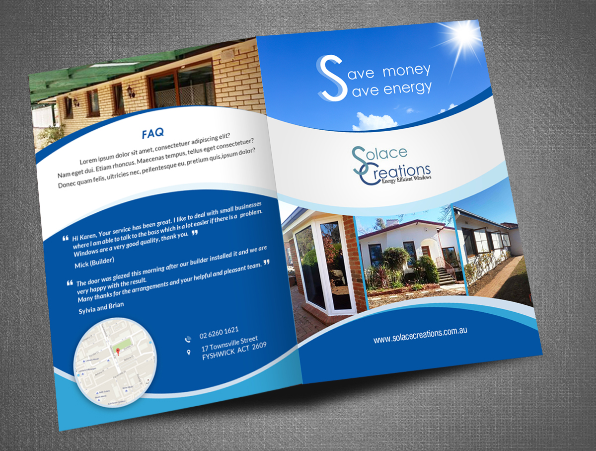 flyer design by creativebugs - Home Improvement Design