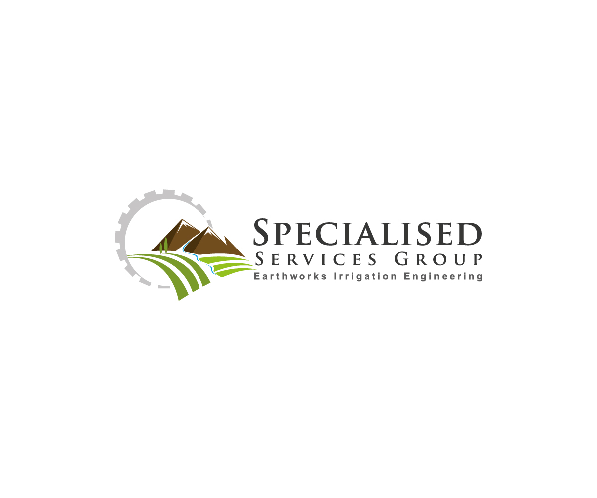 "Modern, Bold, Construction Logo Design For ""Specialised"