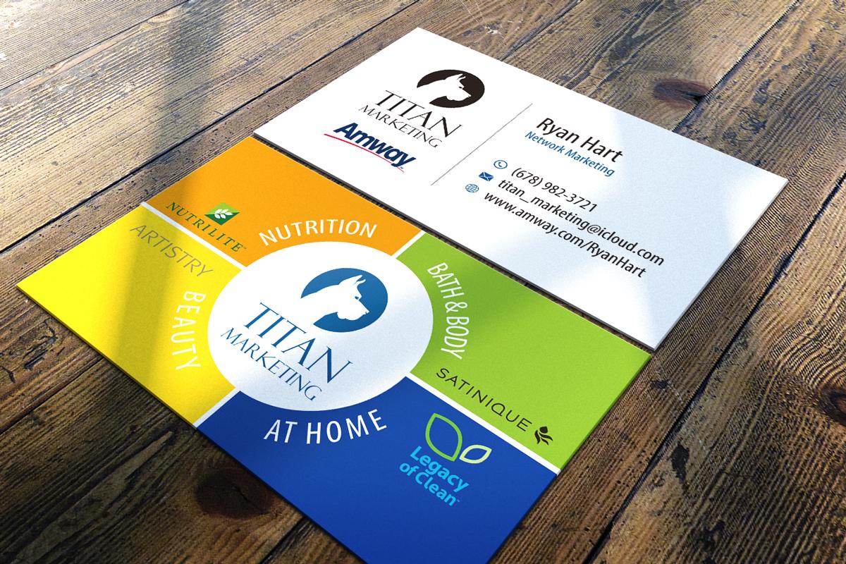19 Professional Business Card Designs | Retail Business Card Design ...
