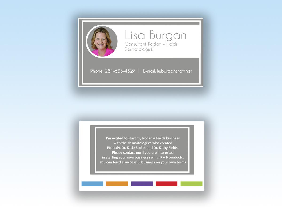 Professional, Traditional Business Card Design by krokodila | Design ...