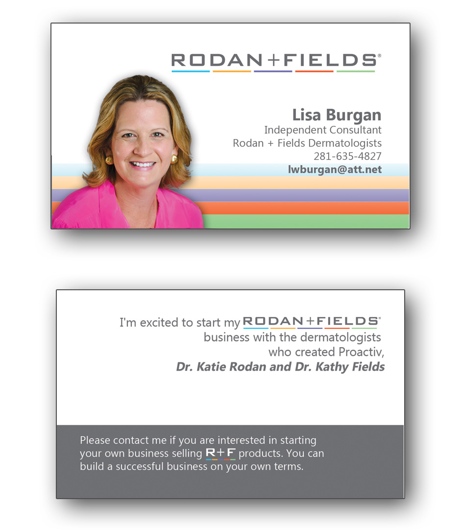 Professional traditional skin care product business card design business card design by ernestsegovia for this project design 7125310 colourmoves