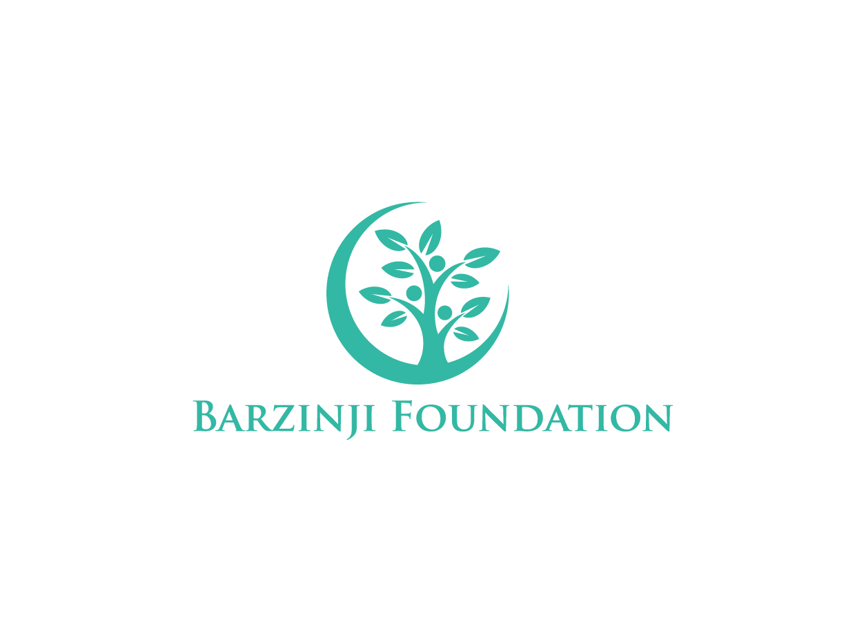 Feminine Elegant Logo Design For Barzinji Foundation By