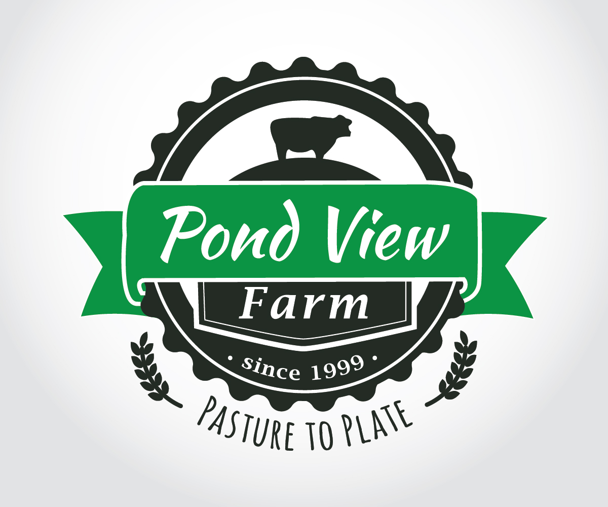 Serious, Modern, Agriculture Logo Design For Pond View
