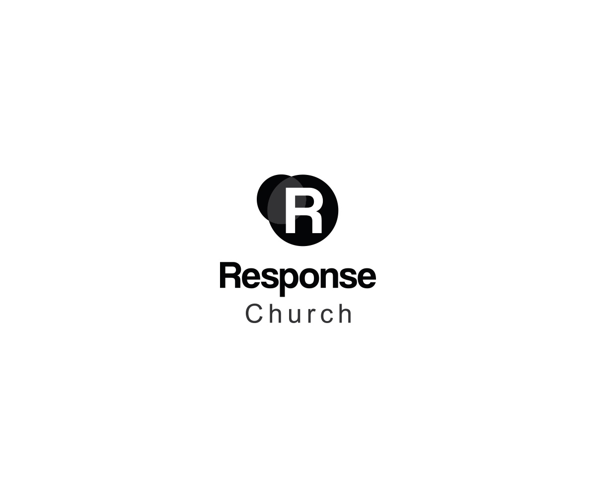 Masculine conservative logo design for response church by tahib logo design by tahib for a modern abstract and active 3 circle venn pooptronica