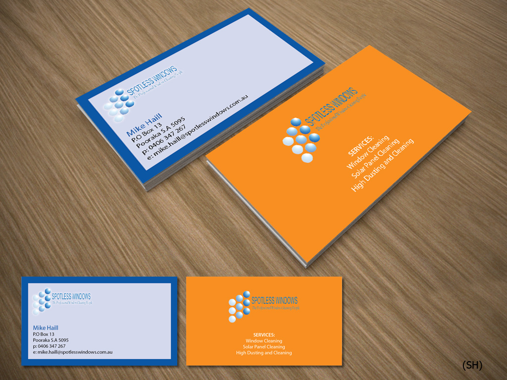 Business Card Window Box Gallery - Card Design And Card Template