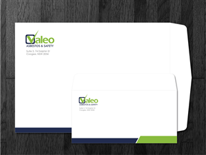Envelope Design by Atvento Graphics