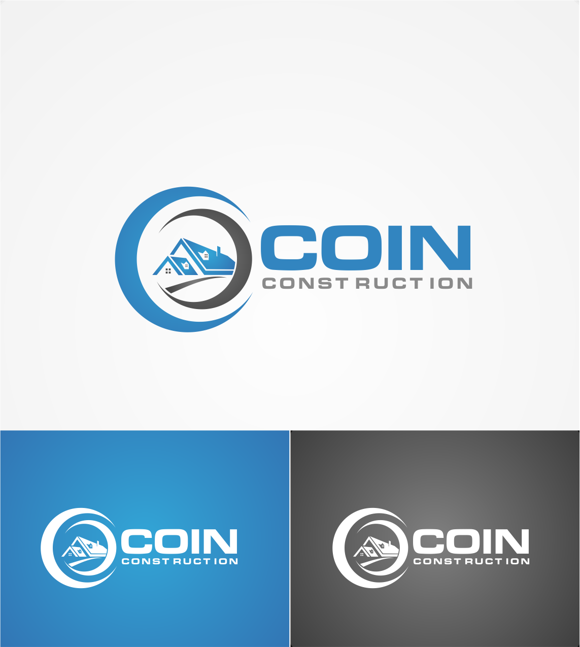 Serious, Modern Logo Design for coin construction by ...