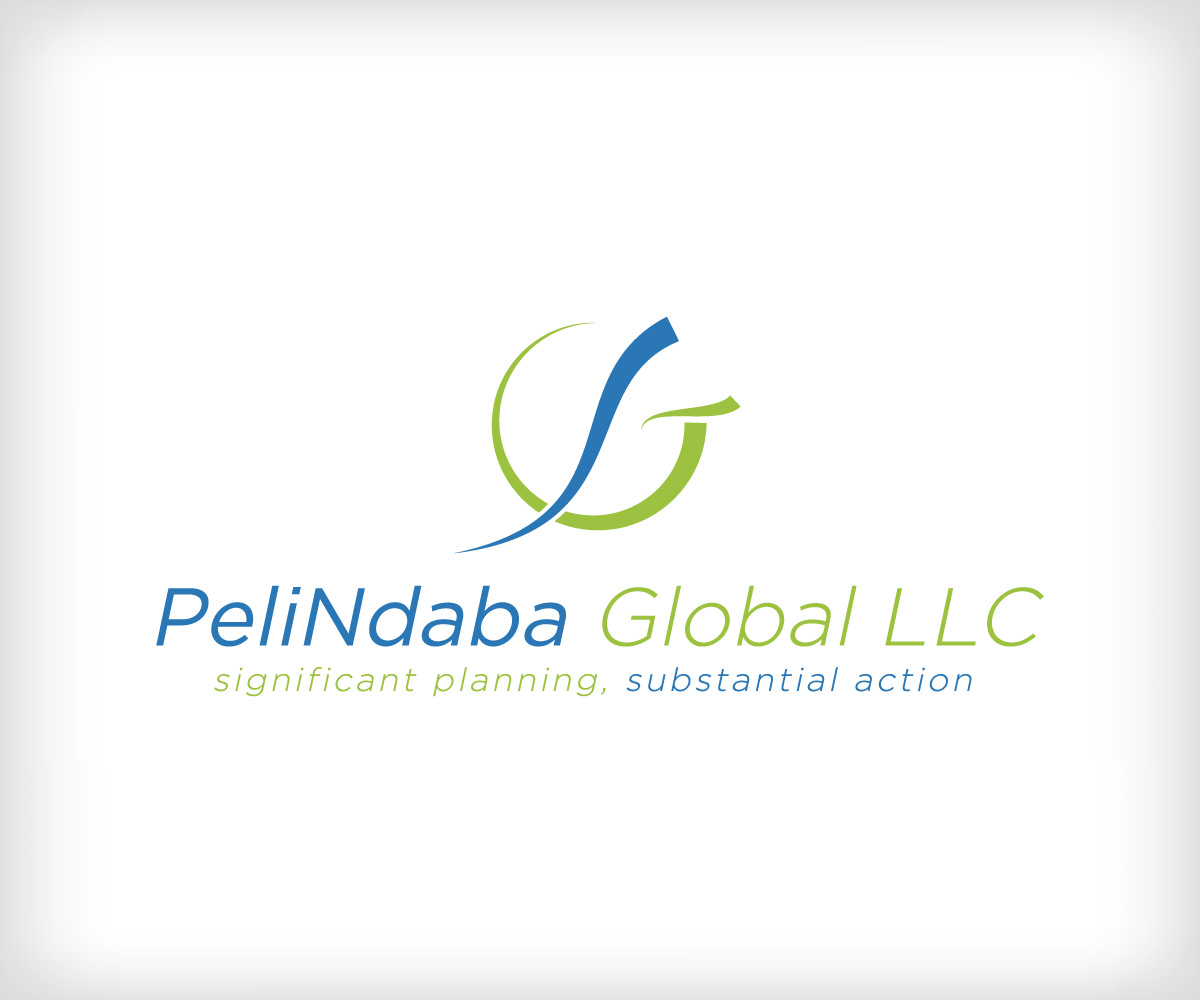 Serious modern professional service logo design for for Global design company