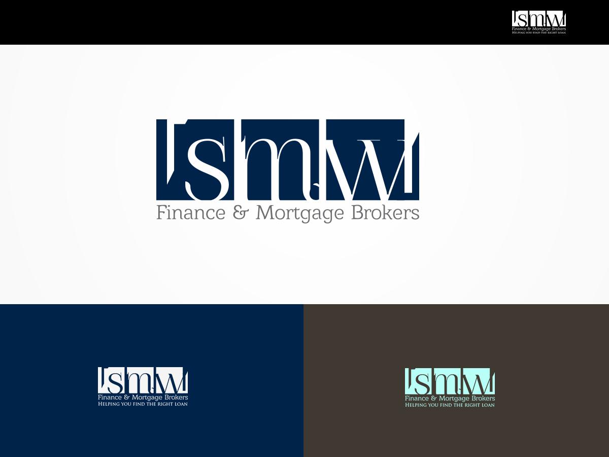 Professional, Colorful, Financial Service Logo Design for SMW