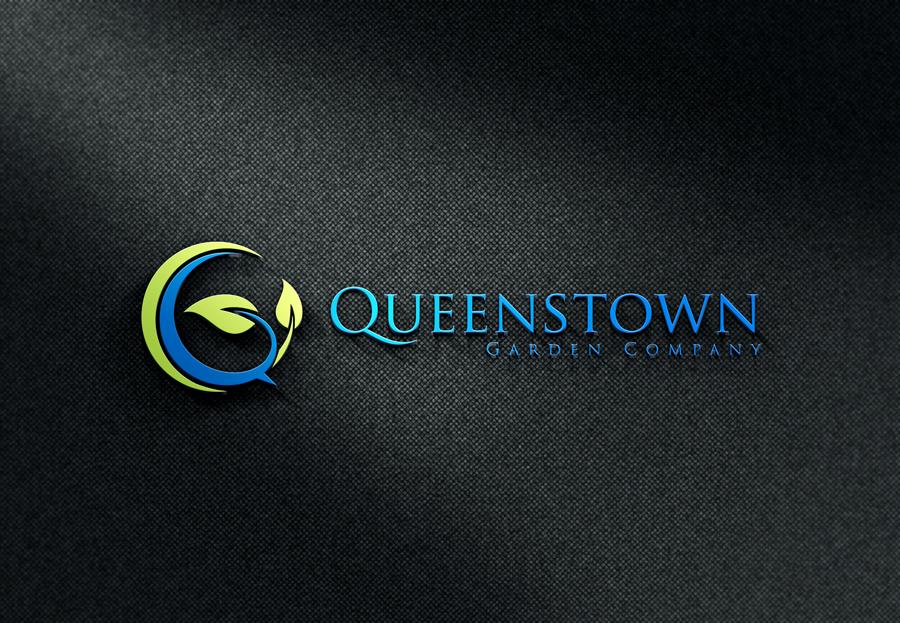 Audacieux s rieux landscape gardening design de logo for for Garden design queenstown