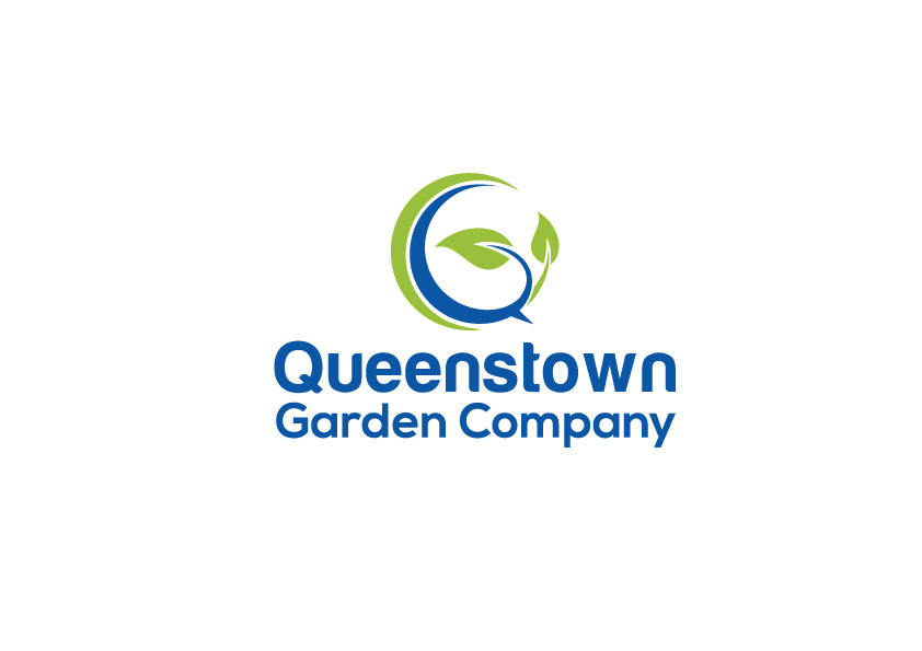 Audacieux s rieux logo design for queenstown garden for Garden design queenstown