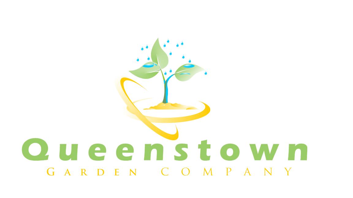 Bold serious logo design for queenstown garden company by for Garden design queenstown