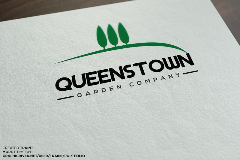 Bold serious landscape gardening logo design for for Landscape design jobs new zealand