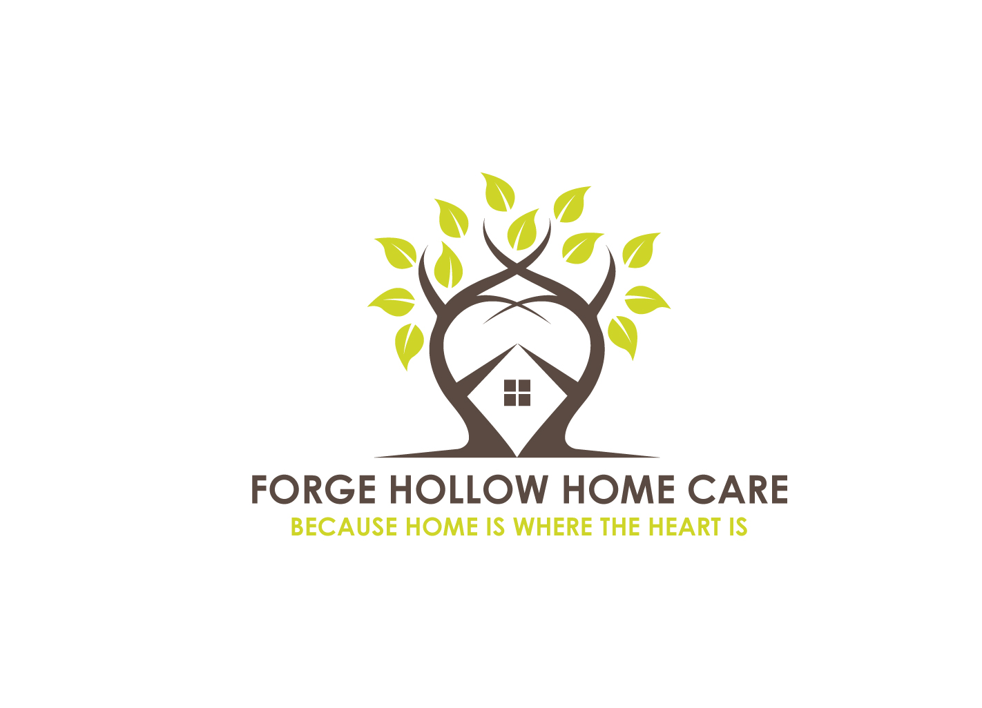 Serious Professional Home Health Care Logo Design For Forge Hollow Home Care By Hih7 Design