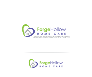 Serious, Professional Home Health Care Logo Design By S@S!!!