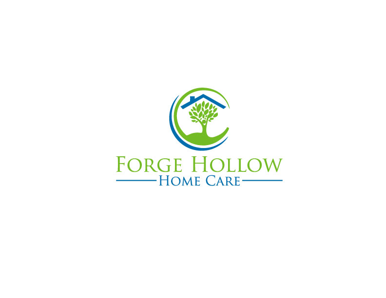 Serious, Professional, Home Health Care Logo Design for Forge Hollow ...