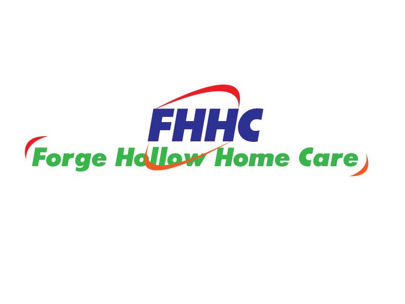 Serious Professional Home Health Care Logo Design For