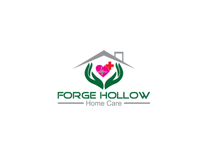 Serious Professional Home Health Care Logo Design For Forge Hollow Home Care By Philosopher