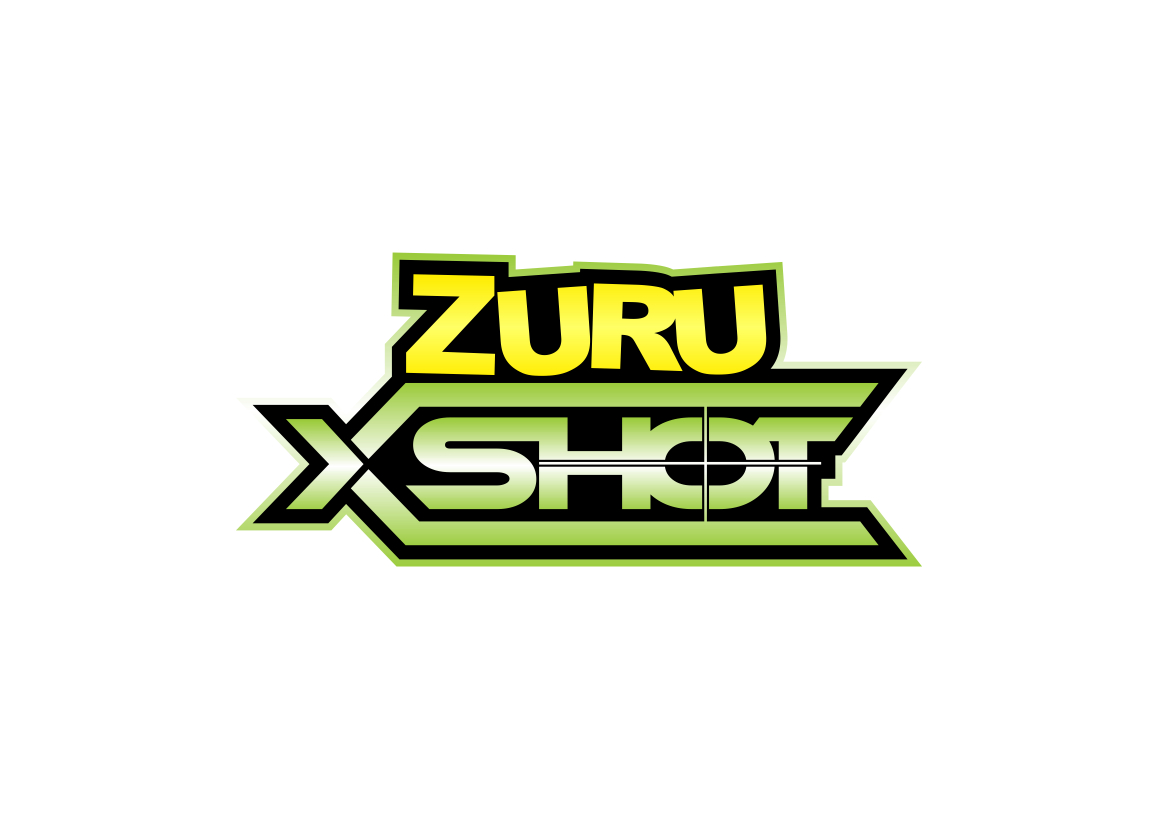 Bold playful it company logo design for zuru xshot by bold playful it company logo design for a company in china design 7153317 stopboris Choice Image