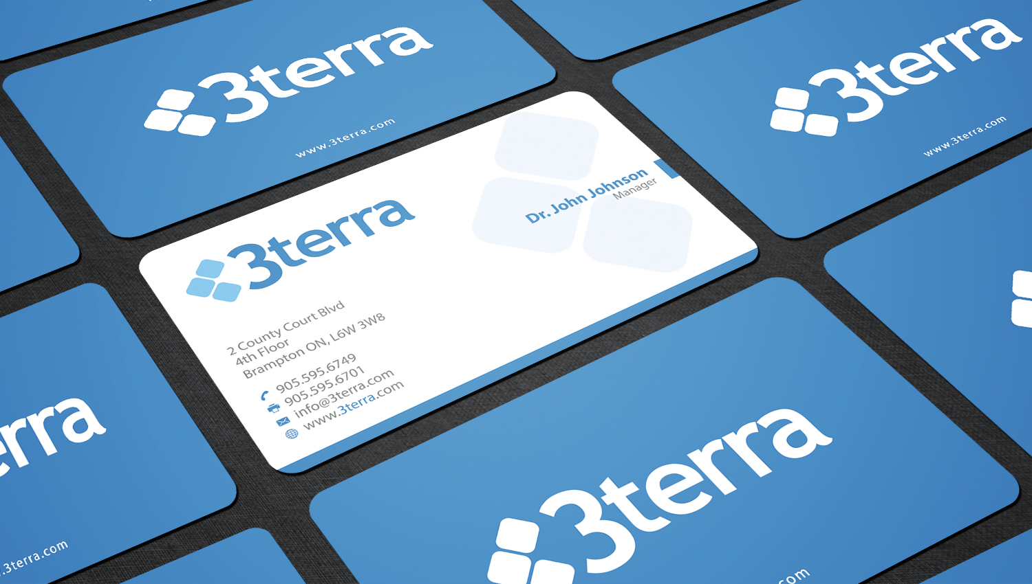Elegant, Serious, Software Business Card Design for a Company by ...