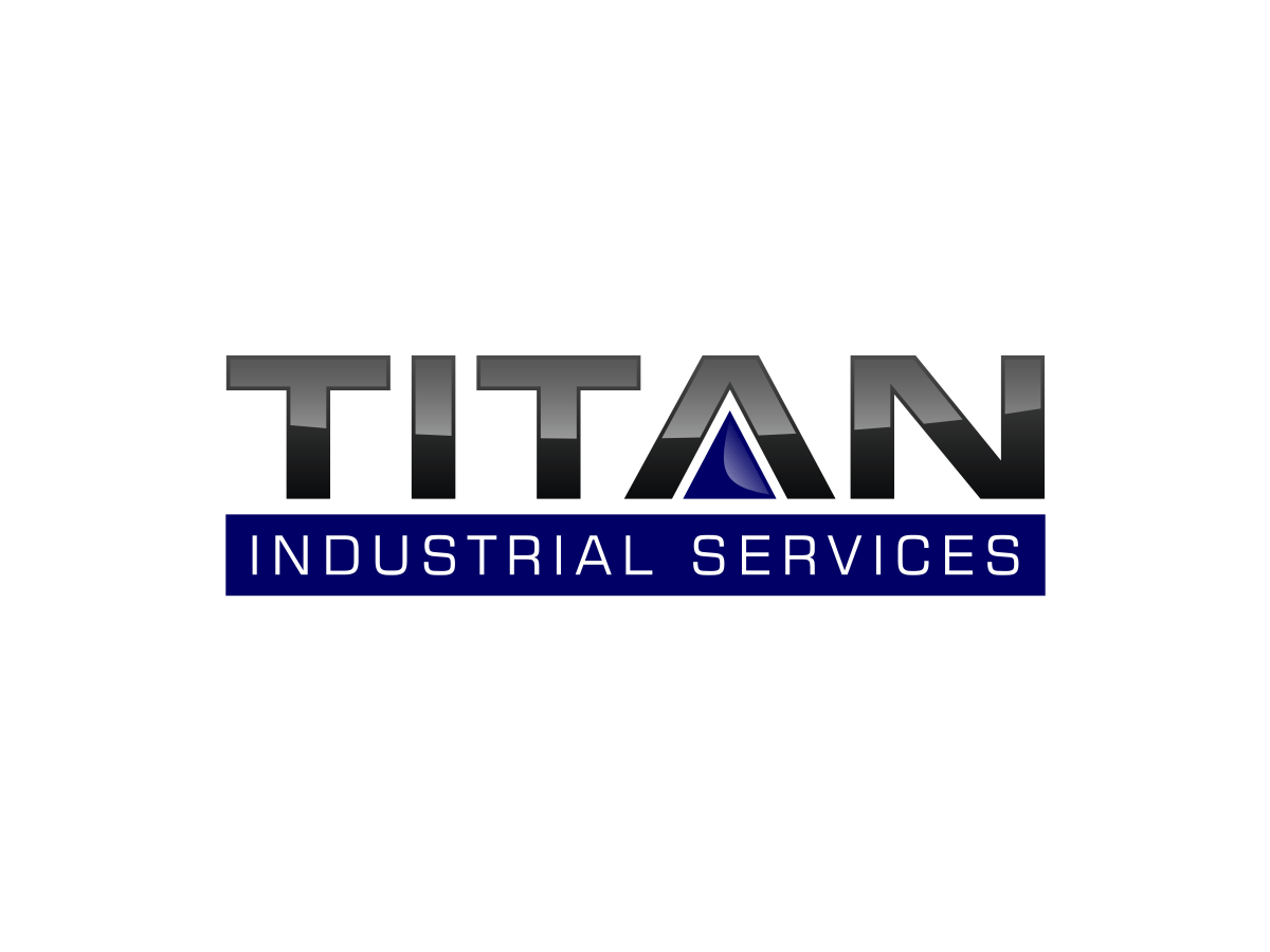 Industrial logo design for titan industrial services by for Industrial design services