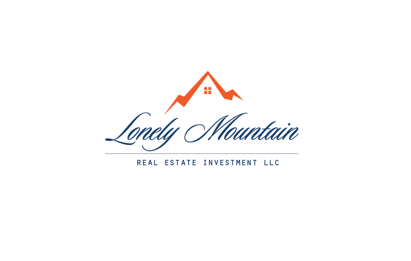 Elegant, Playful Logo Design for Lonely Mountain Real Estate ...
