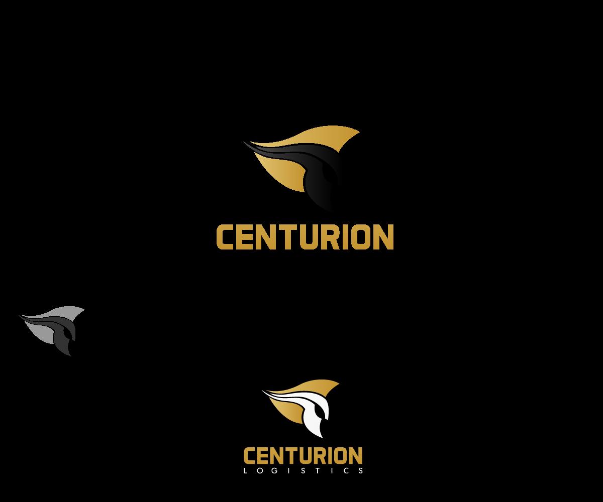 Centurion Logistics Logo by LittleDesign