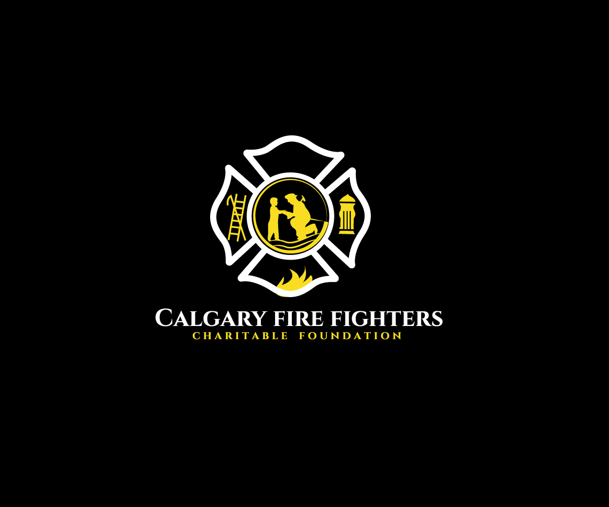 Bold playful fire department logo design for calgary for Logo creation wizard