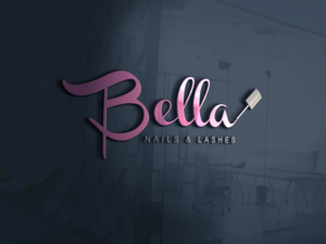 Nail Salon Logo Design Ideas nails concept spa logo punto service punto service brand identity pinterest nail art spa logo and shellac Logo Design By Bryans_design