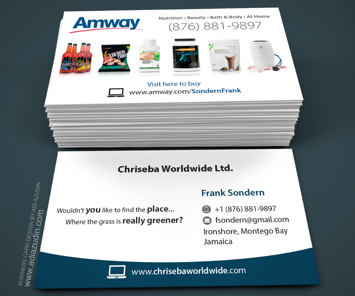 Order amway business cards choice image card design and card template excellent amway business card template pictures inspiration order amway business cards gallery card design and card flashek Choice Image